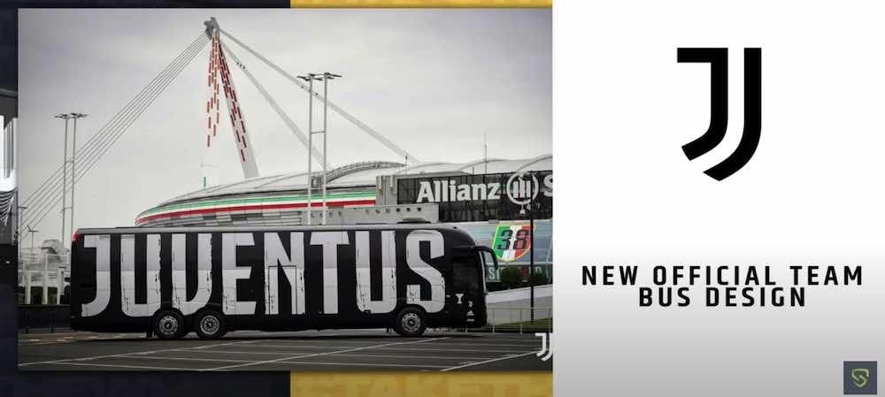 Marketing Desportivo, Juventus Bus