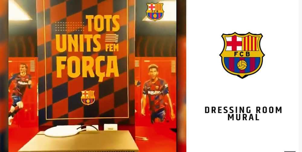 Marketing Desportivo, Barcelona